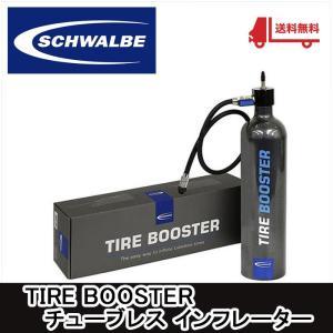 シュワルベ チューブレス インフレーター タイヤブースター SCHWALBE TIRE BOOSTER|shopping-mu