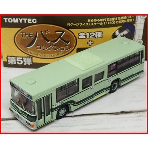 TOMYTECバスコレクション第5弾059【京都市交通局 市営バス西日本車体工業B型ノンステップバス...