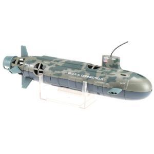 RCTOYCO  USS Seawolf 13000-12 シーウルフ 潜水艦 軍用潜水艦 ラジコン おもちゃ |緑