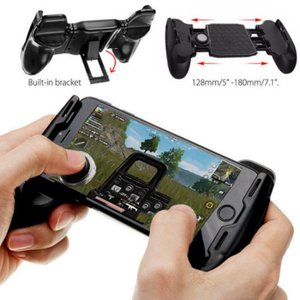 1 。 PUBG 携帯支援コントローラジョイスティック 材質: プラスチック 色: 黒 サイズ: 1...