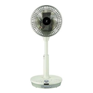 ●上下に約100度、左右に約90度の立体的な首振りで、お部屋の空気をかき回して効率よく循環。 持ち運...