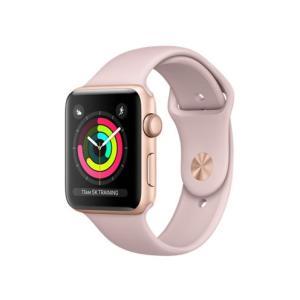 Apple Watch Series 3 GPSモデル 42mm MQL22J/A [ピンクサンドスポーツバンド]|shoppinghiroba