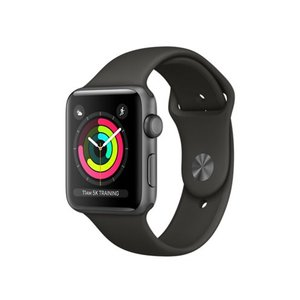 Apple Watch Series 3 GPSモデル 42mm MR362J/A [グレイスポーツバンド]|shoppinghiroba