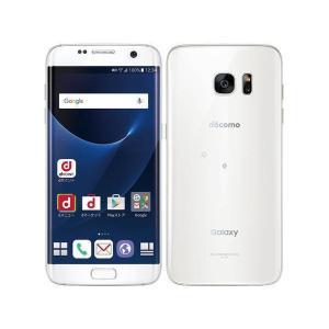 未使用品 Galaxy S7edge SC-02H White Pearl|shoppinghiroba