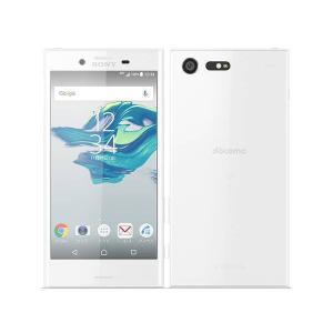 未使用品 Xperia X Compact SO-02J White 白ロム|shoppinghiroba
