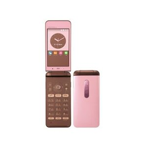 AU 未使用品 GRATINA  4G KYF31SPA PINK 白ロム|shoppinghiroba