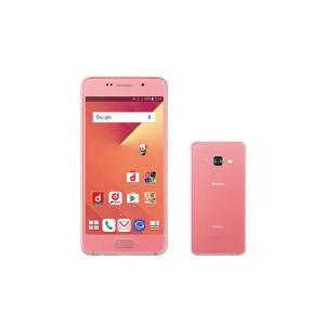 SIMロック解除済 Galaxy Feel SC-04J docomo [Opal Pink]|shoppinghiroba