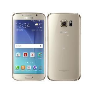 新品未使用 Galaxy S6 SC-05G docomo [Gold Platinum] 白ロム|shoppinghiroba