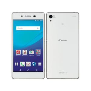 新品未使用 Xperia Z4 SO-03G docomo [White] 白ロム|shoppinghiroba