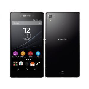 新品未使用 au Xperia Z4 SOV31  [ブラック] 白ロム|shoppinghiroba