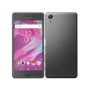 未使用 AU Xperia X Performance SOV33 Black 白ロム|shoppinghiroba