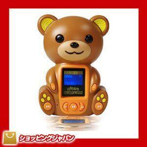 おりこうKUMA-TAN (クマタン)450種類のお話を収録したクマの語り部!!録音機能|shoppingjapan