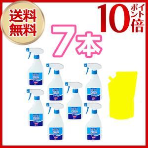 超電水 クリーンシュシュ L ボトル 7本 セット ギフト 業務用 アメトーク 除菌 抗菌 ヤニ 掃除 グッズ 茂木 和哉 液体 洗剤 ミラクル水 電解 アルカリイオン水|shoppingjapan