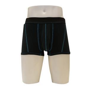 NEW妊活3Dパンツ 3Lサイズ(ブルー)  ボクサーパンツ / 不妊治療 / 妊娠  / 蒸れないパンツ / ムレナイパンツ / 締め付けないパンツ|shoppingjapan