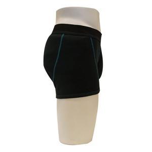 NEW妊活3Dパンツ 3Lサイズ(ブルー)  ボクサーパンツ / 不妊治療 / 妊娠  / 蒸れないパンツ / ムレナイパンツ / 締め付けないパンツ|shoppingjapan|03