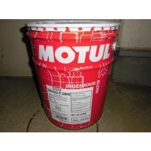 MOTUL 3100 GOLD 4T 10W-40 20Lペール缶 正規品|shopraptor