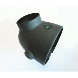 モンキー用4Lタイプ ヘッドライトケースのみ ブラック|shopraptor