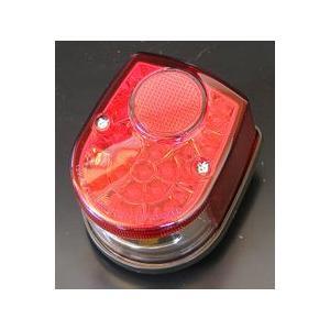 カブ用 LEDテールランプ shopraptor