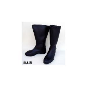 ロングブーツ標準 23.5cm〜28.0cm 茶/黒 shopraptor