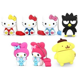 サンリオ キャラクターズ USB 32GB / Sanrio Characters USB Flas...