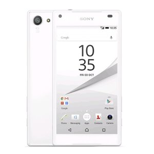 Xperia Z5 Compact E5823 本体 SIMフリー ホワイト 白ロム エクスぺリア 【中古】【状態Bランク】|shops-of-the-town
