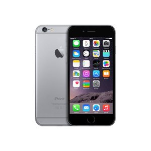 Apple iPhone6 64gb au SpaceGray  アップル アイフォン スペースグレイ