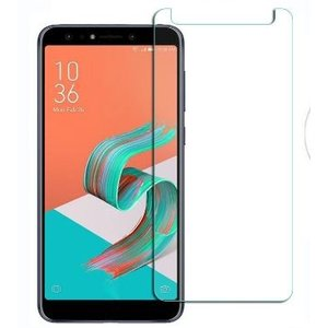 Zenfone5Q ガラスフィルム 強化ガラス 0.3mm 極薄 液晶保護ガラス クリアタイプ|shops-of-the-town