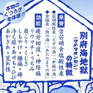 マグマオンセン別府海地獄 30包入 おまけ付 薬用入浴剤|shopsorairo|03