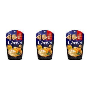 生チーズのチーザ カマンベール おつまみ 3袋セット 江崎グリコ