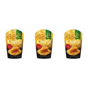 生チーズのチーザ チェダーチーズ おつまみ 3袋セット 江崎グリコ