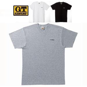 e8e87647db63 半袖 VネックTシャツ 無地 カラー 紳士 メンズ 綿100% グンゼ GTホーキンス おすすめ(メール便対応)