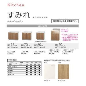 クリナップ すみれ コンロ台 【□□□-60K(R・L)】|shopsz