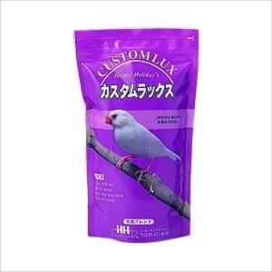 ハッピーホリデイ カスタムラックス 文鳥 小 文鳥 0.83L|shoptakumi