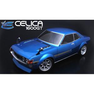 ABCホビー 01スーパーボディミニ トヨタ・セリカ1600GT  RC用クリアボディ 66301|shoptakumi