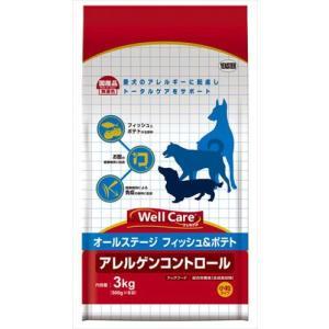 イースター ウェルケア オールステージ フィッシュ&ポテト 3kg  食物アレルギーに配慮  犬 ドッグフード 国産