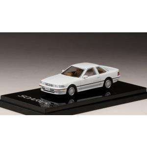 ホビージャパン 1/64 トヨタソアラ2.0GT-TWIN TURBO L 1988 スーパーホワイトIII shoptakumi