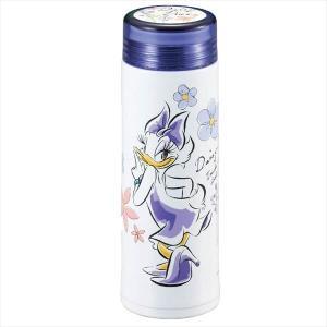 ディズニー軽量パーソナルボトル300[氷止め付][デイジーダック/フラワー] MA-2211|shoptakumi