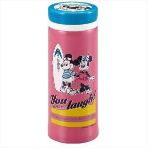 ディズニーEO軽量パーソナルボトル350[氷止め付][ミッキー&ミニー/サーフィン] MA-2215|shoptakumi
