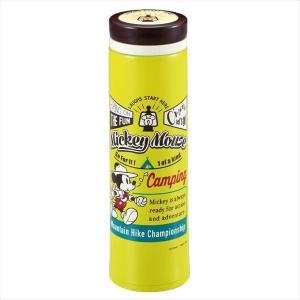 ディズニーEO軽量パーソナルボトル500[氷止め付][ミッキーマウス/キャンプ] MA-2222|shoptakumi