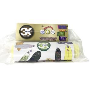 3X+PLUS クリアデッキ FB レトロフィッシュ用テール含む(大判など5枚入り)|shoptakumi