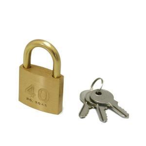 シリンダー南京錠 40ミリ 2045D 入数1個 17246|shoptakumi