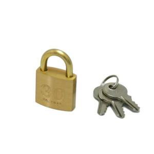 シリンダー南京錠鍵番指定 同一 30ミリ 2045D 入数1個 17252|shoptakumi