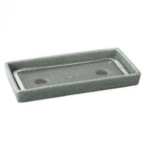 小雪 陶器の線香皿|shoptakumi