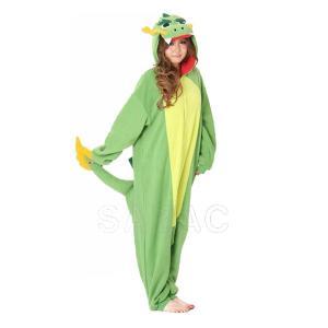 サザック フリースタツ着ぐるみ フリーサイズ 2724|shoptakumi