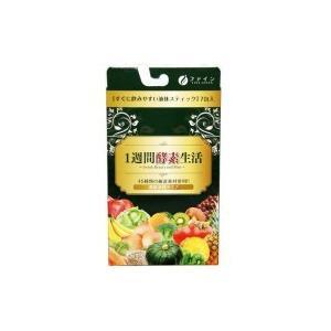 ファイン 1週間酵素生活 濃縮液体タイプ 105g(15g×7包)|shoptakumi