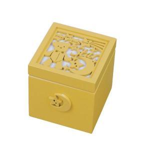 Aメロディボックス クマ(星に願いを) G-6296Y|shoptakumi