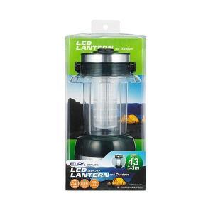 ELPA(エルパ) LEDランタン 白色 DOP-L009L 1790600|shoptakumi