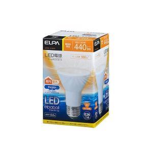 ELPA(エルパ) LED電球 ビーム球形 電球色 LDR6L-W-G053 1798400|shoptakumi