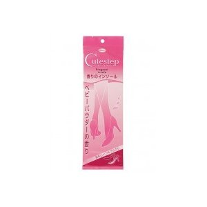 興和(コーワ) キュートステップ 香りのインソール 1足入(2枚入)|shoptakumi