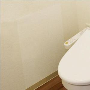 防水保護シート トイレ壁用 40cm×50cm 2枚入 TO(透明) BKW-4050 shoptakumi